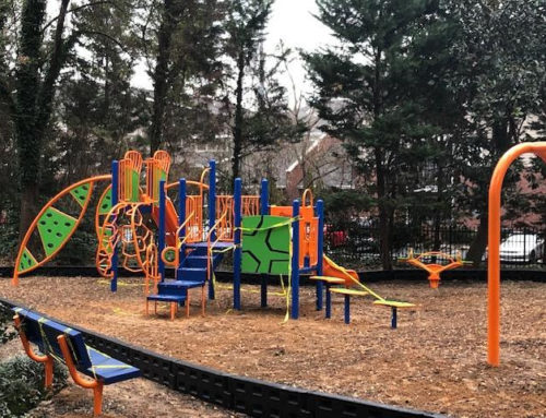Gotham Way Park – New Playground